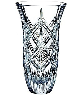 "Image of Marquis by Waterford Crystal Lacey 9"" Vase"
