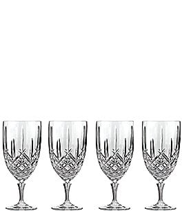 Image of Marquis by Waterford Markham 4-Piece Traditional Crystal Iced Beverage Glass Set