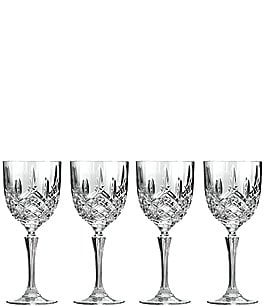 Image of Marquis by Waterford Markham 4-Piece Traditional Crystal Wine Glass Set