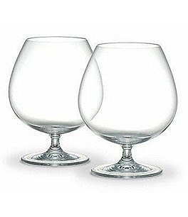 Image of Marquis by Waterford Vintage Tasting Collection Crystal Brandy Glass Pair