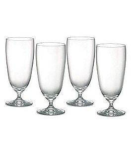 Image of Marquis by Waterford Vintage Tasting Collection Crystal Iced Beverage Glasses, Set of 4