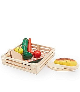 Image of Melissa & Doug Cutting Food Play Set