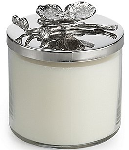 Image of Michael Aram White Orchid Decorative Jar Candle