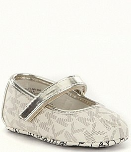 Image of MICHAEL Michael Kors Baby Ari Girls' Mary Janes