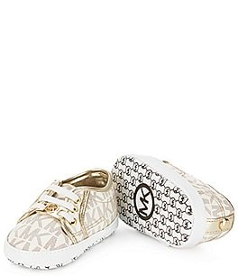 Image of MICHAEL Michael Kors Baby Borium Crib Shoes