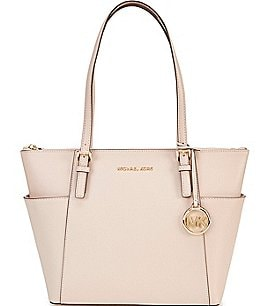 Image of MICHAEL Michael Kors Jet Set East/West Gold-Tone Tote