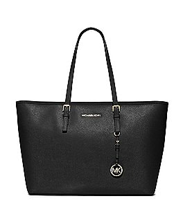 Image of MICHAEL Michael Kors Jet Set Travel Medium Laptop Work Tote