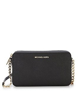 Image of MICHAEL Michael Kors Medium East/West Chain Cross-Body Bag