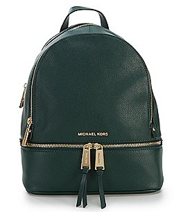Image of MICHAEL Michael Kors Rhea Zip Medium Backpack