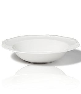 Image of Mikasa Antique White Porcelain Vegetable Bowl
