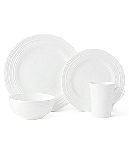 Image of Mikasa Ciara Bone China 16-Piece Dinnerware Set