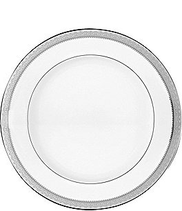 Image of Mikasa Platinum Crown Salad Plate