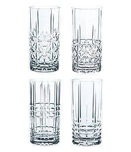 Image of Nachtmann Highland Long drink Glasses, Set of 4