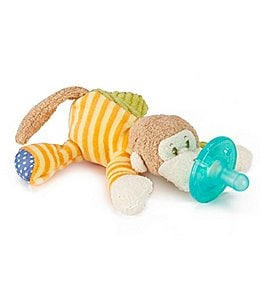 Image of WubbaNub Plush Monkey Pacifier