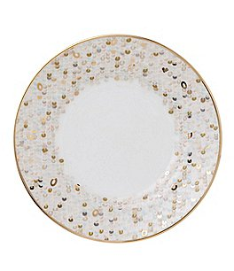 Image of Nikko Spangles Shimmering Bone China Bread & Butter Plate