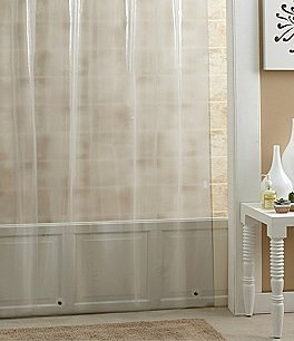 "Image of Noble Excellence 72"" Heavy Weight Peva Shower Curtain Liner"