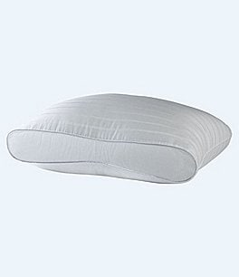 Image of Noble Excellence Infinity-Gussted 300-Thread-Count Dobby Memorelle Pillow