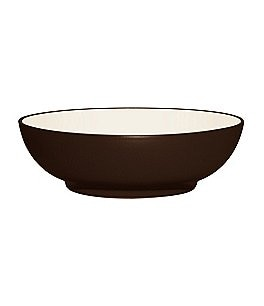 Image of Noritake Colorwave Coupe Matte & Glossy Stoneware Cereal Bowl