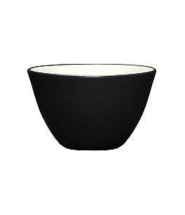 Image of Noritake Colorwave Coupe Matte & Glossy Stoneware Mini Bowl