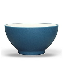 Image of Noritake Colorwave Coupe Matte & Glossy Stoneware Rice Bowl