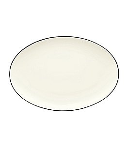 Image of Noritake Colorwave Coupe Stoneware Oval Platter