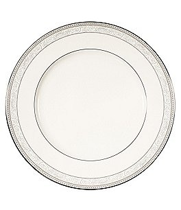 Image of Noritake Meridian Cirque Filigree Platinum Bread & Butter Plate