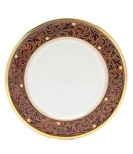 Image of Noritake Xavier Gold Paisley Bone China Bread & Butter Plate