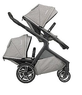 Image of Nuna Demi Grow Stroller with Adapters, Raincover, & Fenders