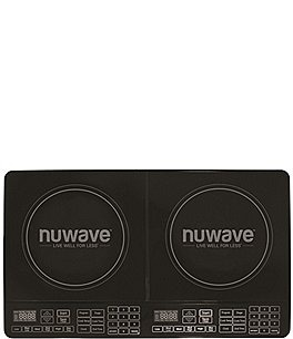 Image of NuWave Double Precision Induction Cooktop Burner