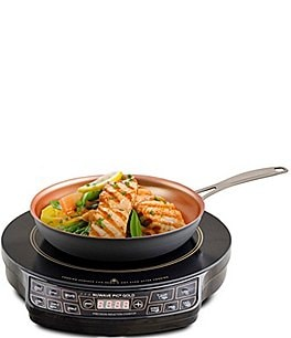 "Image of NuWave PIC Gold Precision Induction Cooktop with 10.5"" Fry Pan"
