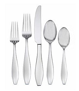 Image of Oneida Comet 45-Piece Stainless Steel Flatware Set