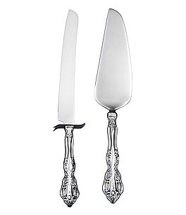 Image of Oneida Michelangelo 2-Piece Dessert Serving Set
