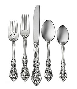 Image of Oneida Michelangelo Traditional Stainless Steel Flatware