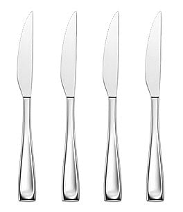 Image of Oneida 4-Piece Moda Stainless Steel Steak Knife Set
