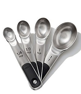 Image of OXO Good Grips Stainless Steel Measuring Spoon Set