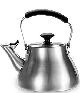 Image of OXO International Classic Brushed Stainless Steel Kettle