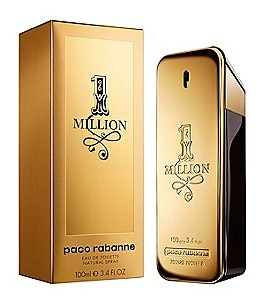 Image of Paco Rabanne 1 Million Eau de Toilette Spray