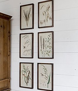 Image of Park Hill Feed Grains Framed Prints Set