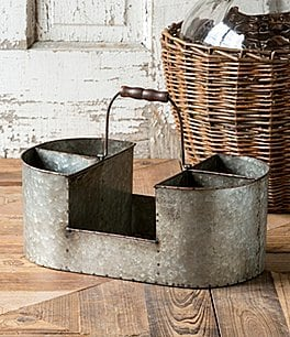 Image of Park Hill Metal Picnic Caddy
