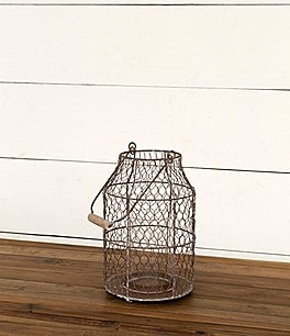 Image of Park Hill Poultry Wire Fish Trap Lantern