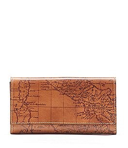 Image of Patricia Nash Signature Map Collection Terresa Wallet