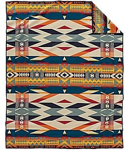 Image of Pendleton Fire Legend Throw Blanket