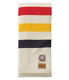 Image of Pendleton Glacier National Park Wool Throw