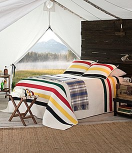 Image of Pendleton National Park Glacier Quilt Mini Set