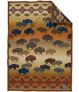 Image of Pendleton Prairie Rush Hour Muchacho Blanket