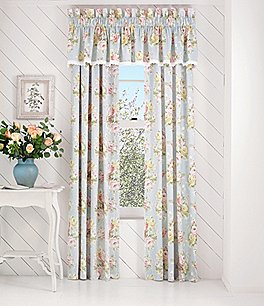 Image of Piper & Wright Stella Floral Window Treatments