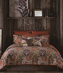 Image of Poetic Wanderlust™ by Tracy Porter Fiona Velvet Quilt