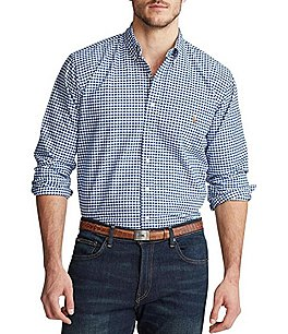 Image of Polo Ralph Lauren Checked Oxford Shirt