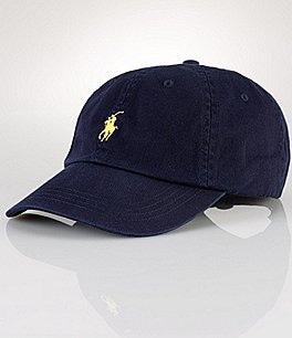 Image of Polo Ralph Lauren Classic Cotton Chino Sports Cap