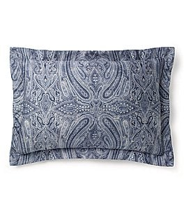 Image of Ralph Lauren Allister Paisley Sateen Sham